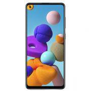 SMARTPHONE SAMSUNG GALAXY A21S DUOS 64GB NEGRO